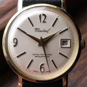 Montrel (Benrus) Aluminum Watch